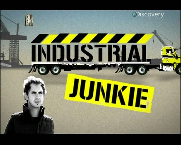 Discovery Channel - Sanayi Bağımlısı Boxset 10 Bölüm DVBRIP Türkçe Dublaj